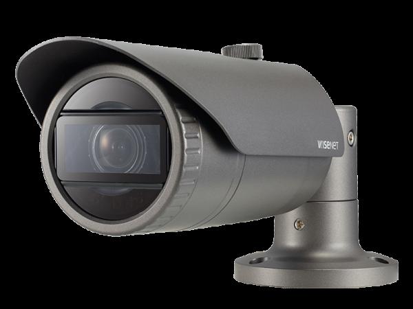 Wisenet QNO-6070R Bullet CCTV