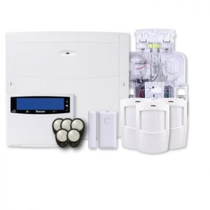 Texecom Kit 0002 Premier Elite Wireless Alarm Kit