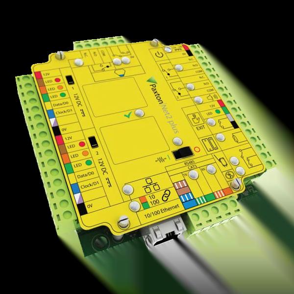 Paxton 682-493 Control Unit