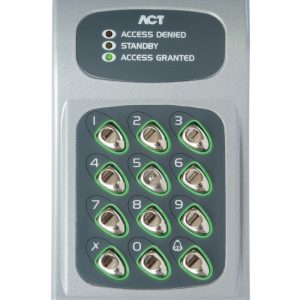 ACT10 Keypad