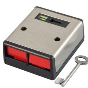 CQR Double Push Panic Button