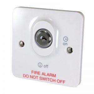 Fire Alarm keyswitch - BF319